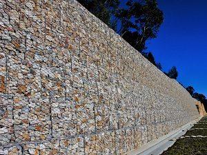 Dự án sử dụng rọ đá